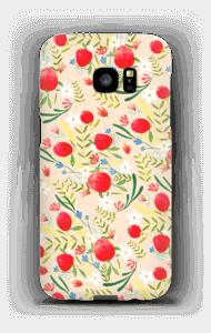 Flower Fields case Galaxy S7 Edge