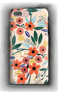Kesän kukkasia kuoret IPhone 7 Plus
