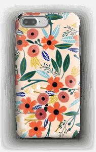 Summer Flowers case IPhone 7 Plus tough