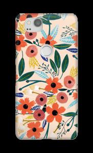 Summer Flowers skal Pixel 2