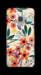 Sommerblumen Handyhülle Galaxy S9