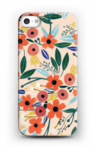 Summer Flowers case IPhone 5/5S