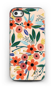 Sommer Blomster cover IPhone 5/5s tough