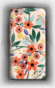 Kesän kukkasia kuoret IPhone 6 Plus