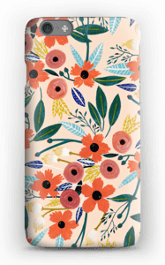 Sommer Blomster cover IPhone 6s