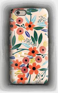 Kesän kukkasia kuoret IPhone 6s tough