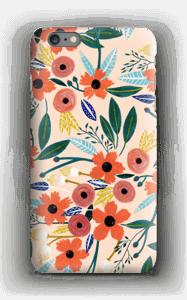 Kesän kukkasia kuoret IPhone 6s Plus