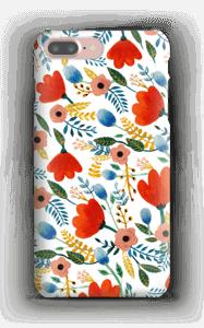 Fleurs Coque  IPhone 7 Plus