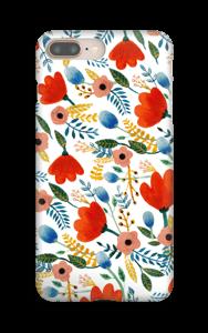 Fleurs Coque  IPhone 8 Plus