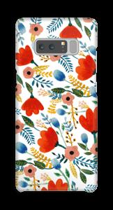 Fleurs Coque  Galaxy Note8