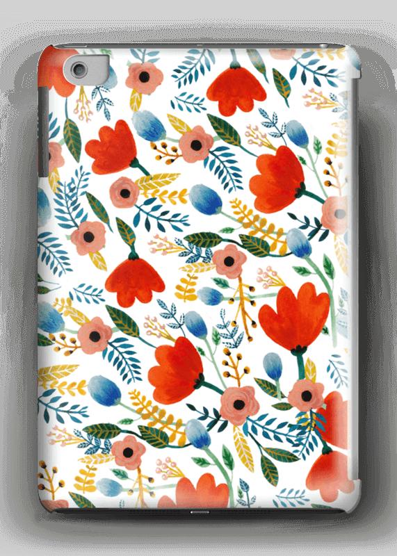 Rosa's Flowers case IPad mini 2