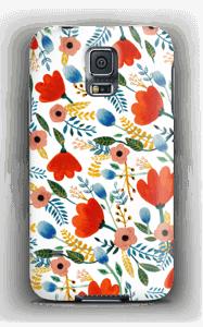 Rosa's Flowers kuoret Galaxy S5