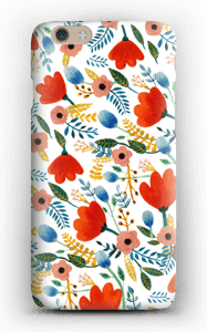Rosa's Flowers case IPhone 6