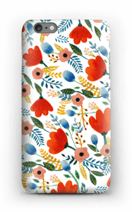 Rosa`s blomster cover IPhone 6s Plus