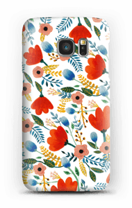 Rosa's Flowers kuoret Galaxy S7