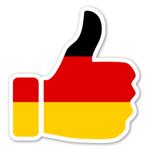 Thumbs Up Deutschland