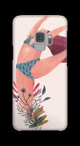 Danse fleurie Coque  Galaxy S9