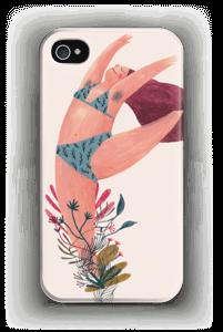 Kesä tanssi kuoret IPhone 4/4s