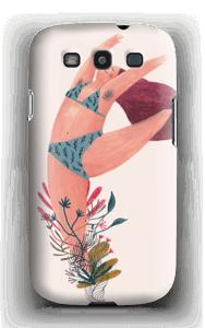 Danse fleurie Coque  Galaxy S3