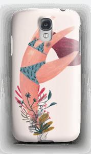 Danse fleurie Coque  Galaxy S4