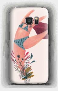 Kesä tanssi kuoret Galaxy S7