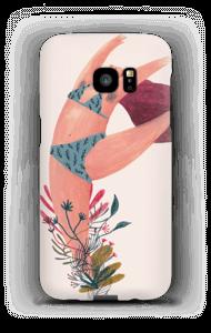 Danse fleurie Coque  Galaxy S7 Edge