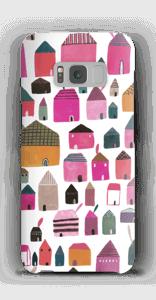 Häuser Handyhülle Galaxy S8