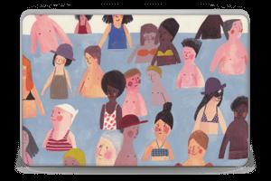 Summer people Skin Laptop 15.6