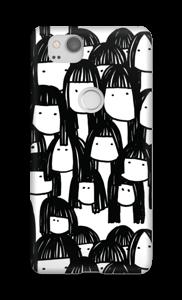 Kompisarna skal Pixel 2