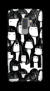 Kompisarna skal Galaxy S9 Plus