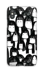 Kompiser deksel IPhone XS