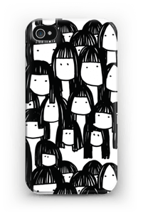 Kaverit kuoret IPhone 4/4s