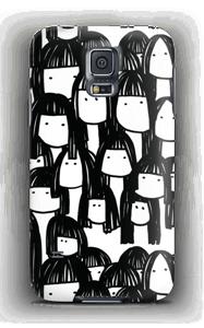 Kaverit kuoret Galaxy S5