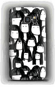 友達 ケース Galaxy S7