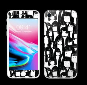 Ami(e)s Skin IPhone 8