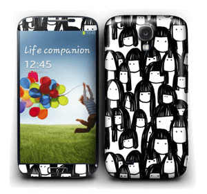 Friends Skin Galaxy S4