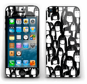 Friends Skin IPhone 5s