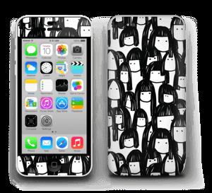 Ami(e)s Skin IPhone 5c
