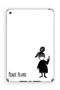 Peace Skin IPad Mini 4