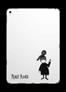 Peace please Skin IPad Pro 9.7