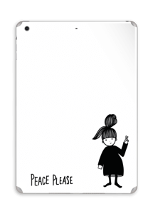 Peace please Skin IPad Air