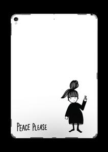 Peace please Skin IPad Pro 10.5