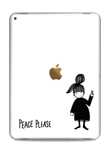 Please Peace Skin IPad Pro 12.9