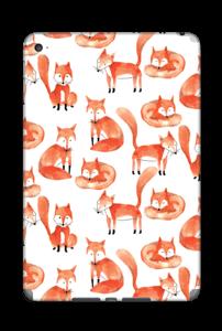 Foxes Skin IPad Mini 4