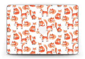 "Renards Skin MacBook Pro Retina 13"" 2015"