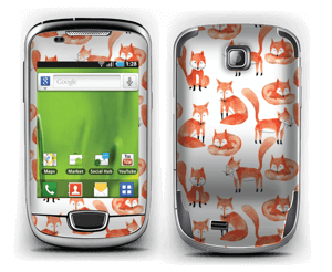 Fox Skin Galaxy Mini
