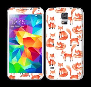 Fox Skin Galaxy S5
