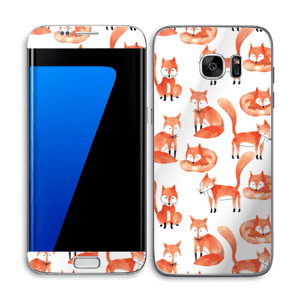 Ræve Skin Galaxy S7 Edge