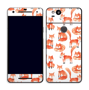 Fox Skin Pixel 2