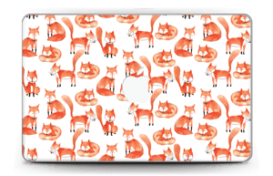 "Fox Skin MacBook Air 11"""